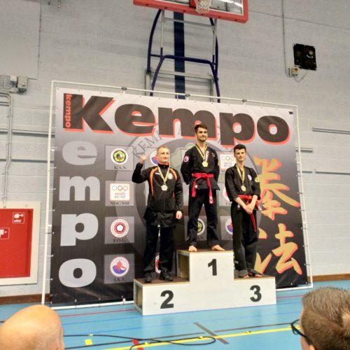3e plaats Carmen NK2018