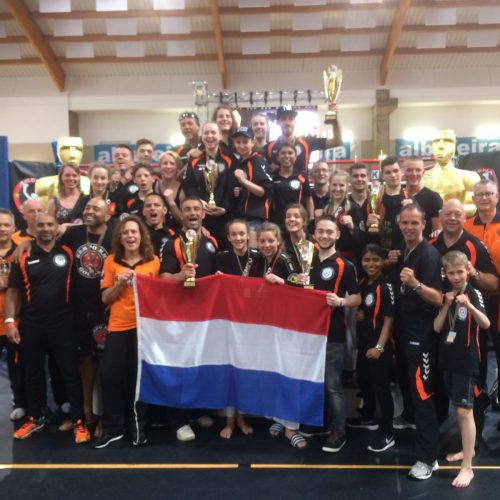 Team Holland 2017