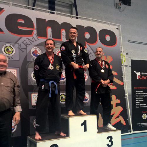 NK 2017 Geert 2e plaats