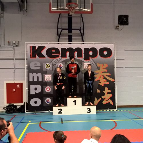 NK 2016 Guido 2e plaats