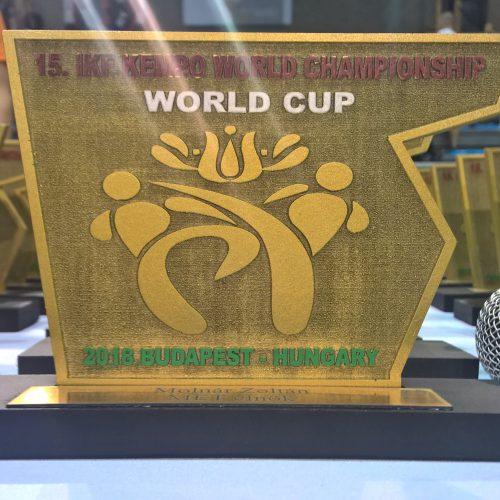WK Landenprijs Boedapest