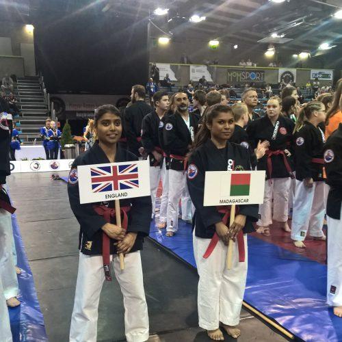 Deelnemers WK Boedapest