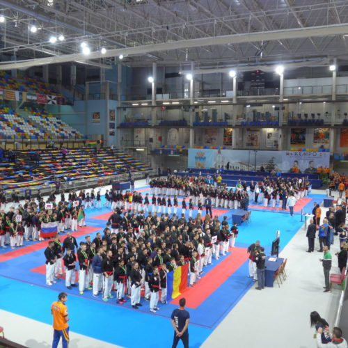 Opening WKC 2019