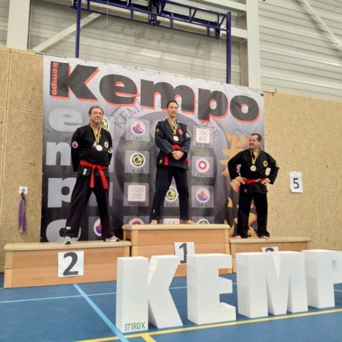 Geert 2e plaats NK2019