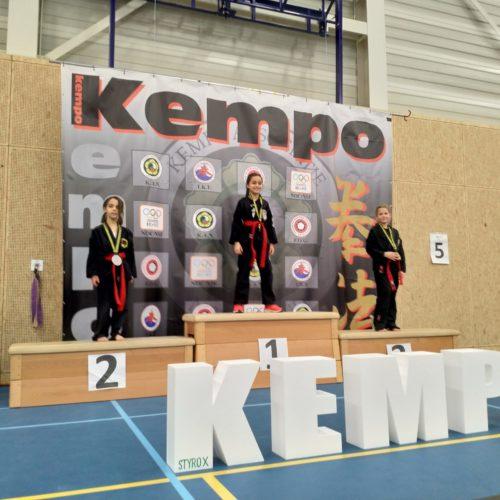 Lisa 3e plaats NK2019